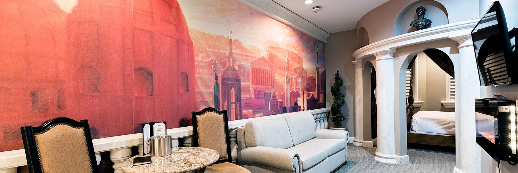 Roman Dynasty Suite