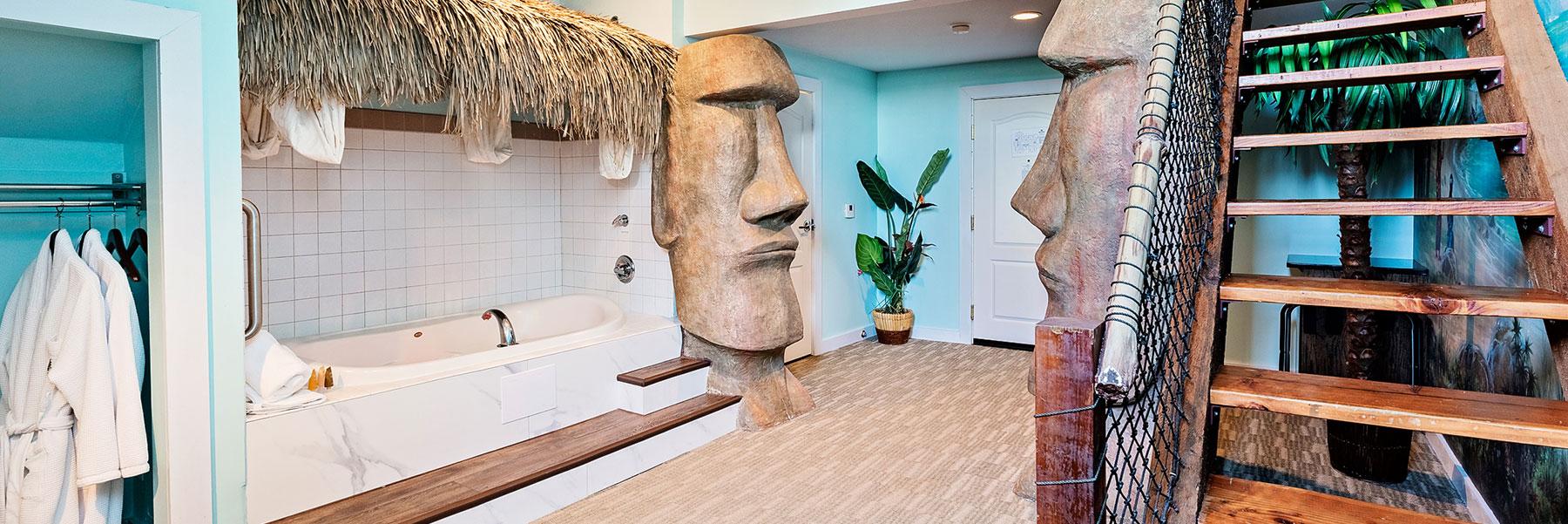 Tahitian Tree House